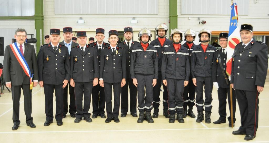 corps départemental des sapeurs pompiers